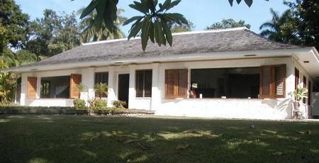 Ian Fleming's Goldeneye Estate in Jamaica