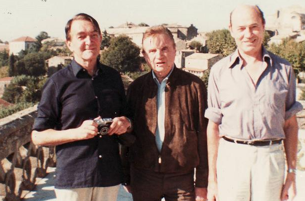 Denis Wirth-Miller, Francis Bacon and Richard Chopping