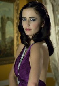 Eva Greene as Vesper Lynd