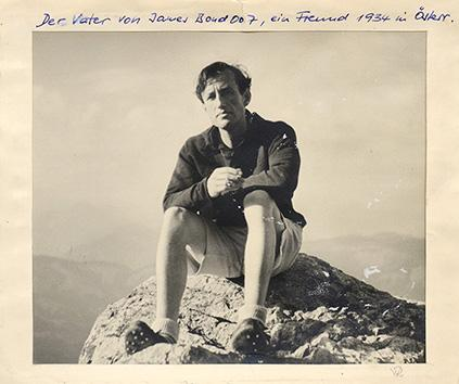 Ian Fleming in Austria