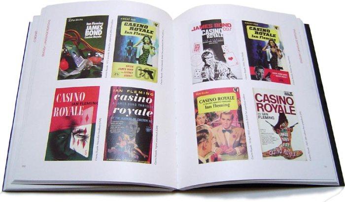 bond bound cover design book inside 3