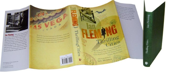 ian fleming thrilling cities hardcover