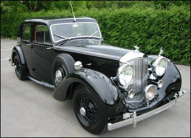 1953 Mark V1Bentley