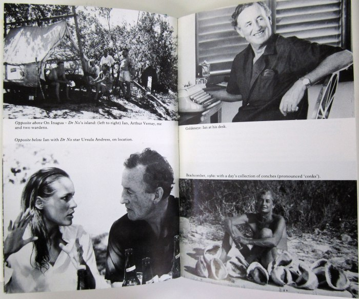Bryce's autobiography, You Only Live Once, was published in 1975.
