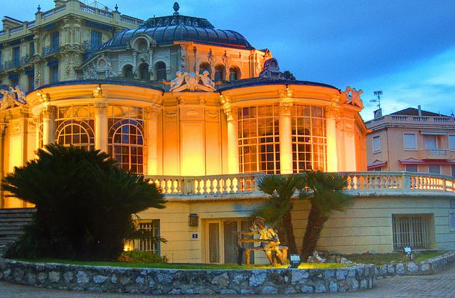 The casino at Beaulieu