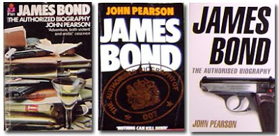 James Bond: The Authorised Biography, John Pearson