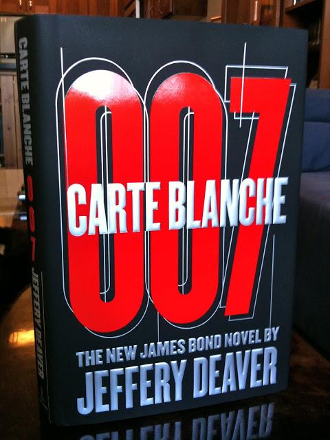 Carte Blanche American edition
