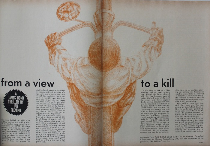 From A View To A Kill