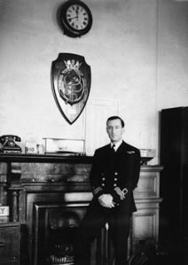 Ian Fleming in the admiralty