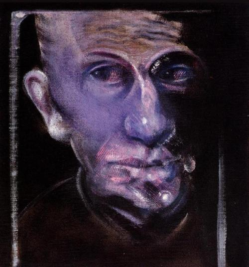 Portrait of richard chopping 1978 oil on canvas 1978