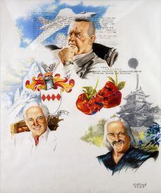The Three Faces of Blofeld