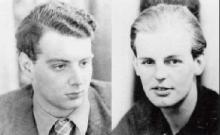 Burgess and Maclean
