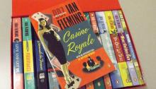 Penguin 2006 Bond Covers