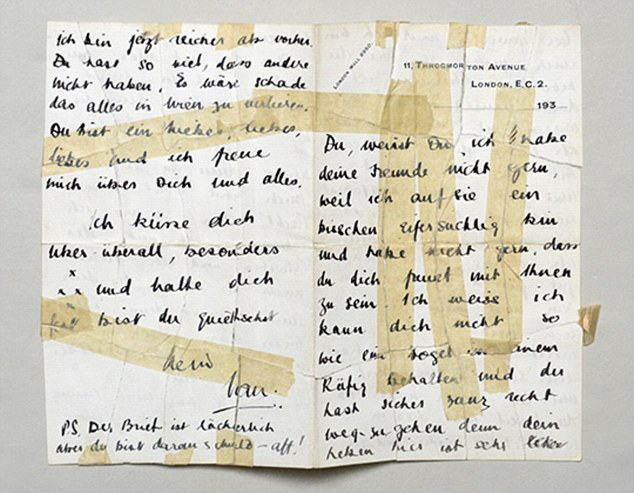 Fleming-letter