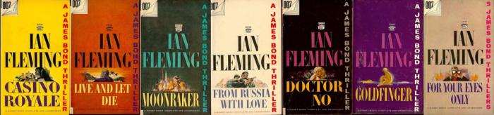 960's Signet paperbacks