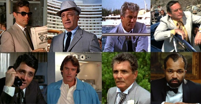 Would the real Felix Leiter please stand up?