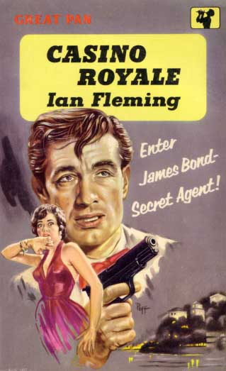 Casino royale book report