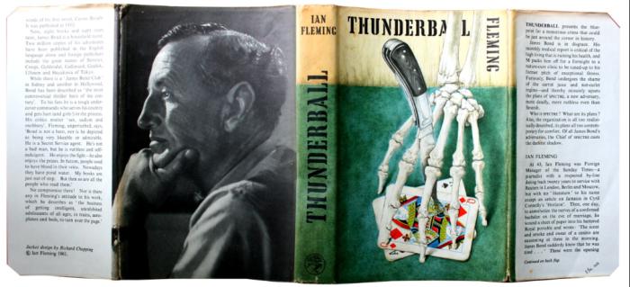 Thunderball Dust Jacket