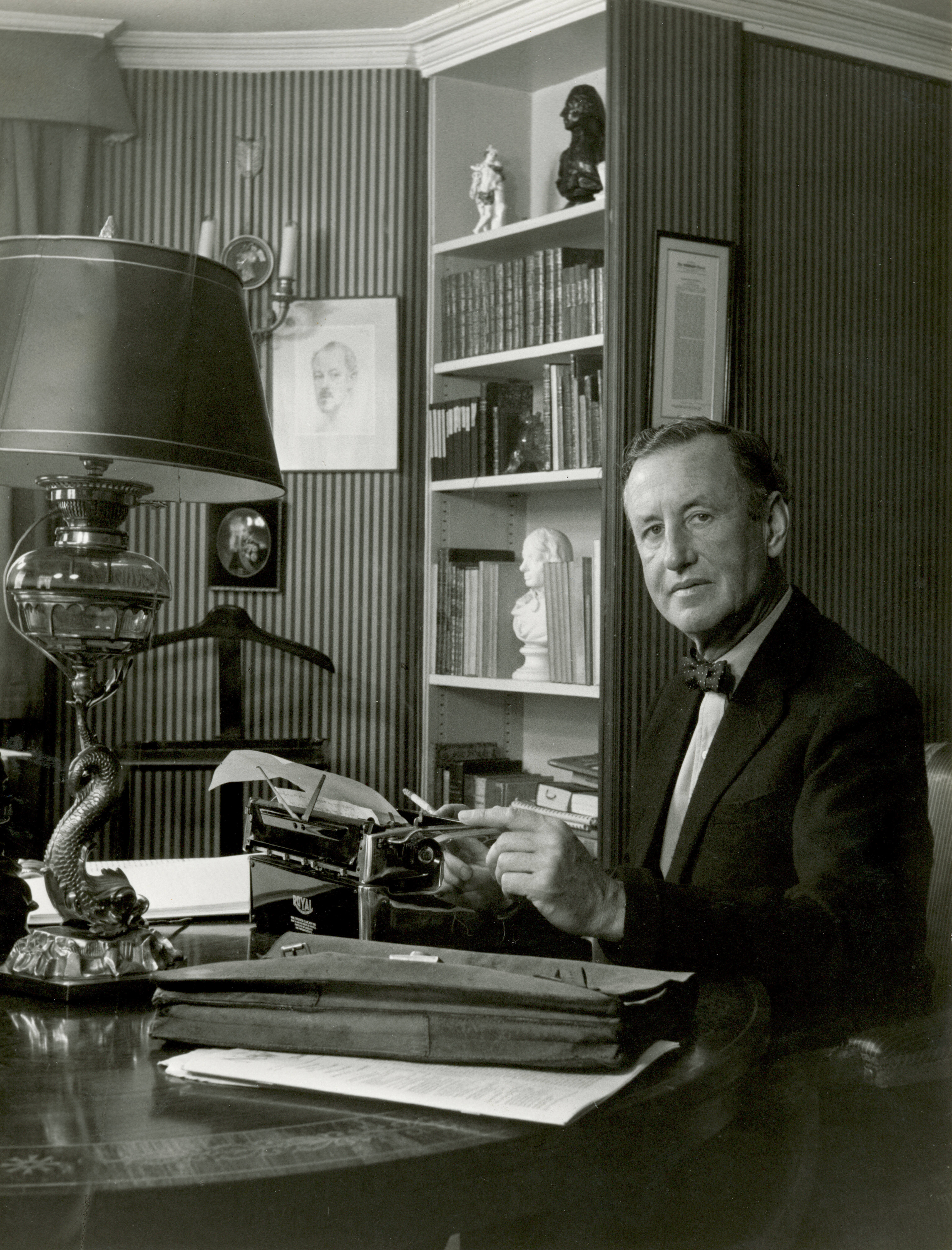 The Anniversary of Ian Fleming's Death: The Times Obituary