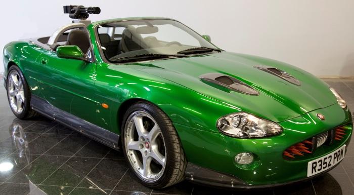 The Jaguar from 'Die Another Die'