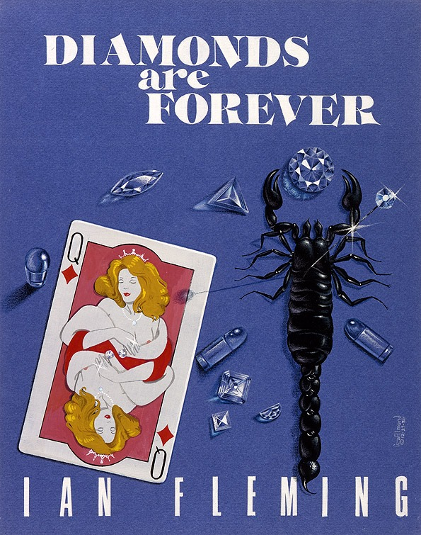 Diamonds Are Forever: Illustration with permission by George Almond