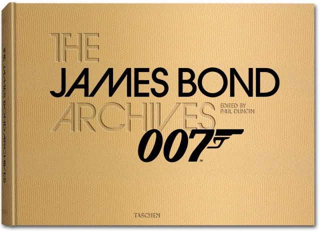 the james bond archives gold edition