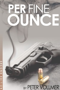 Second Edition cover for PER FINE OUNCE