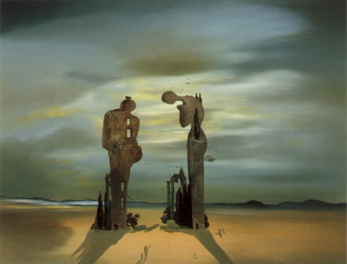 The Angelus | Salvador Dalí | 1935