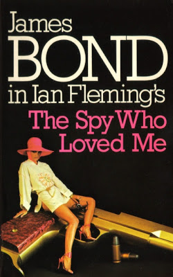 audio book review the spy who loved me read by rosamund pike