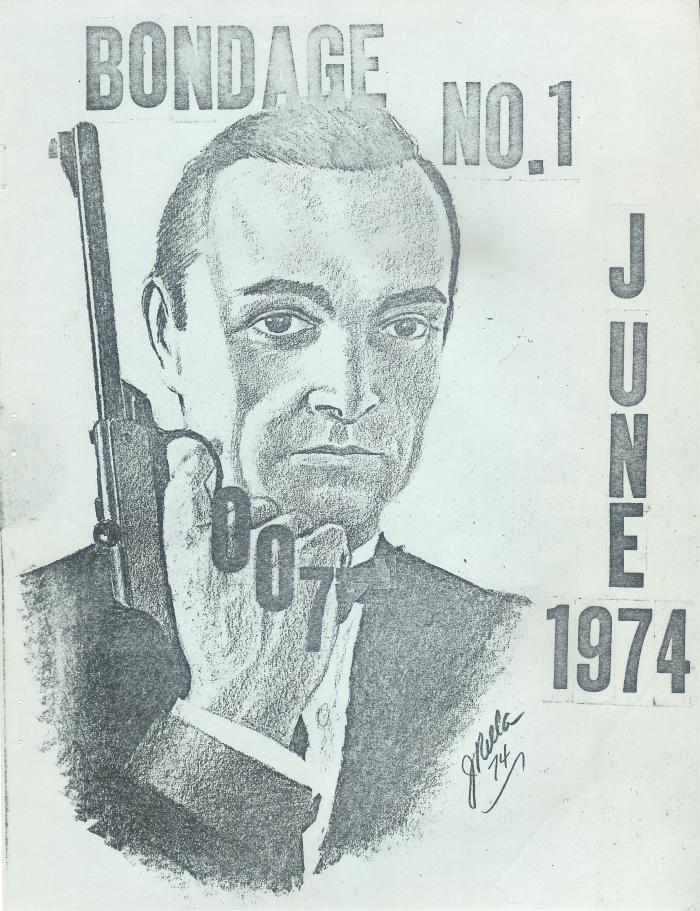 Bondage #1 first published June, 1974