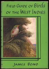 Birds of the West Indies, 1st Macmillan US 1947