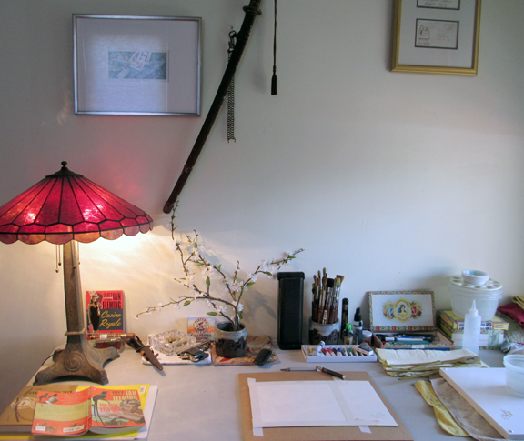 Gerald's Home Studio