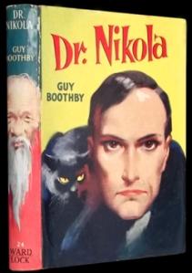 Guy Boothby's 'Dr Nikola' (1896)