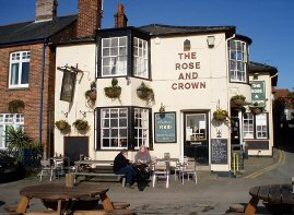 The Rose and Crown, Wivenhoe
