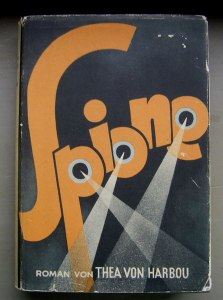 Thea von Harbou's 1928 novel 'Spione'