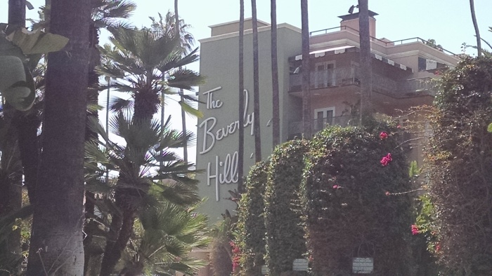 Beverly Hills Hotel - exterior