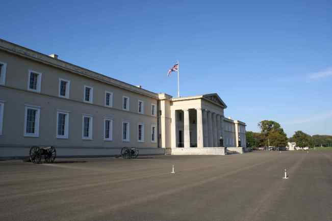 Royal Military Academy at Sandhurst