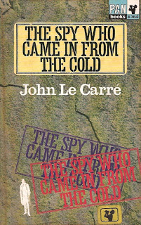 Pan-X364-b Le Carre Spy Who Came in from the Cold