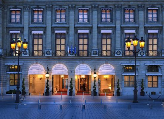 Paris Ritz (image: Trip Advisor)