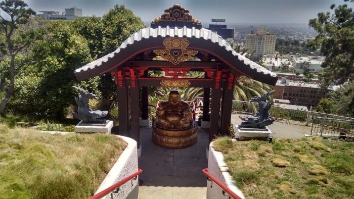 Smiling Buddha - Hollywood Hills Hotel (1)