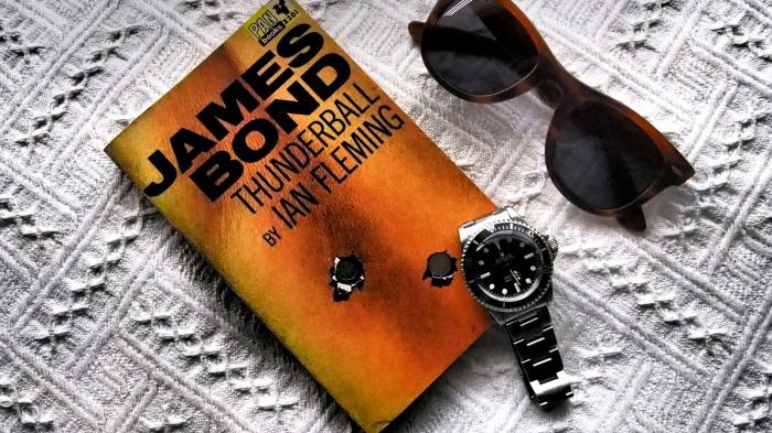 Thunderball paperback