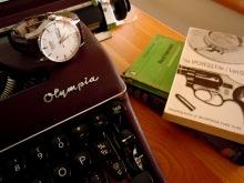 Tissot Visodate & Olympia & Books