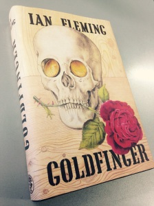 Goldfinger original HB