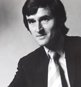 Raymond Hawkey (Image: The Hawkey Estate)
