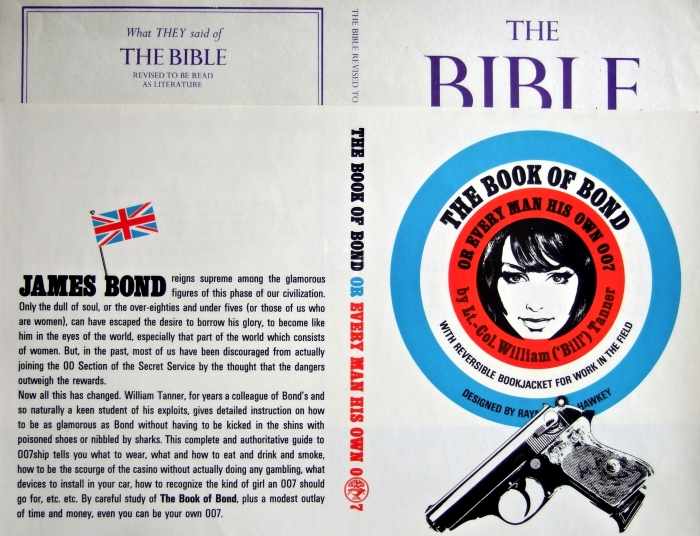 The Book of Bond+The Bible...