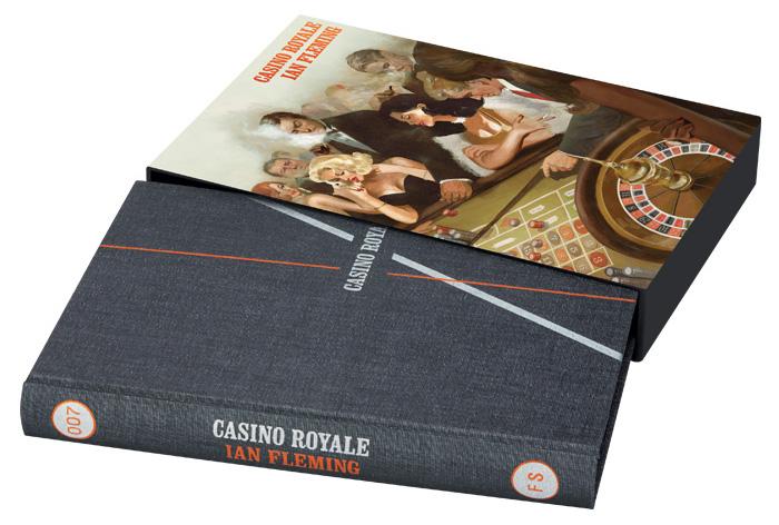 Casino Royale Folio Edition