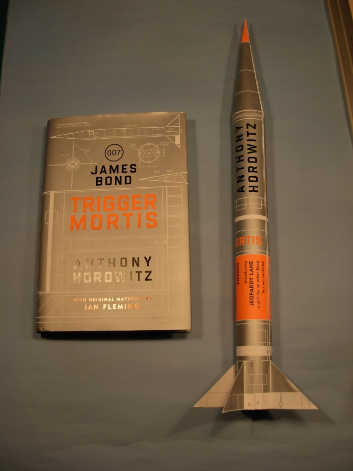 The Trigger Mortis Rocket