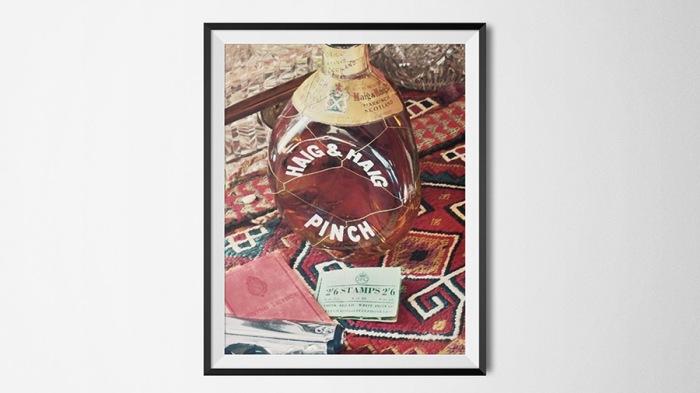 Haig & Haig Pinch Whisky (Photo: Gerald Wadsworth)