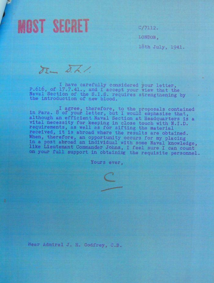C Blue Paper Letter