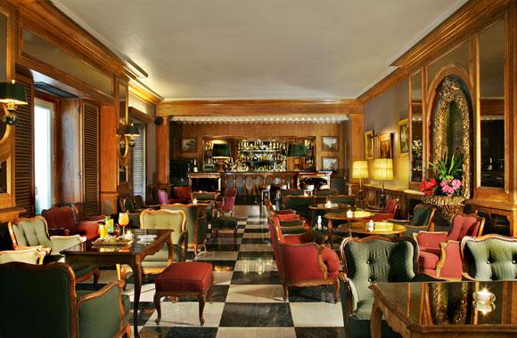The Spy Bar | Photo: The Palacio Hotel
